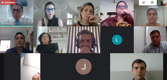 Promotores de Justiça debatem situação da Covid-19 nas regiões da Baixada e Zé Doca